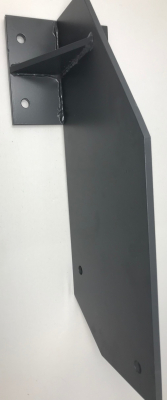Jet-Line cassette awning holder for rafter-installation, anthracite