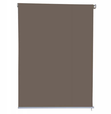 Jet-Line Outdoor Sight Protection Blind 100 x 230 cm, brown