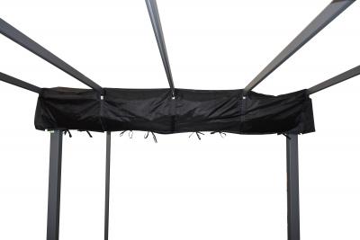 Jet-Line Cover for pavilion