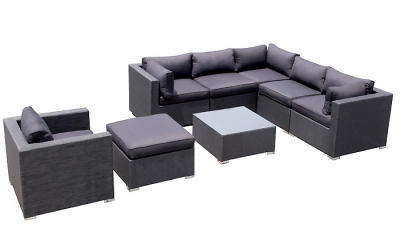Garden furniture Lounge Set Kampen