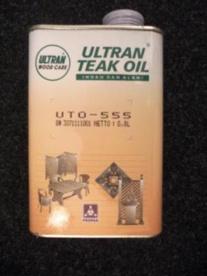 Teak Oil für Ihre Holz Gartenmöbel