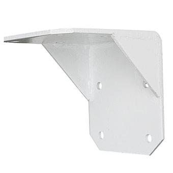Ceiling bracket for full cassette awnings