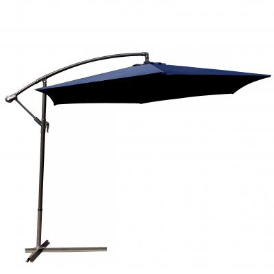Hanging Sunshade 'Pamplona', navy