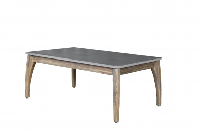 Garden table Puerto Rico in concrete look, Superstone