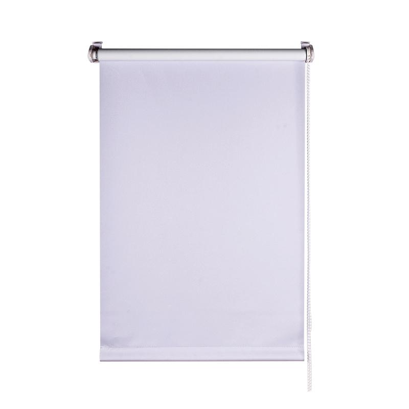 reduzierter Preis mehr Fotos Farbbrillanz Rollo blickdicht 150 cm x 75 cm breit in weiss