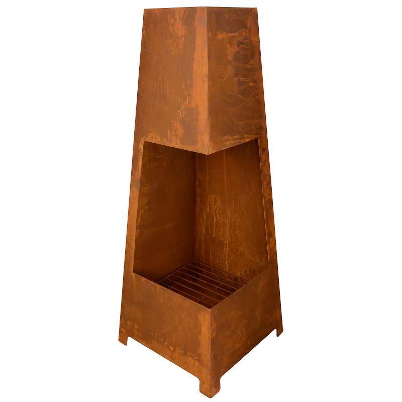 feuersteller grillstelle feuerkorb feuerschale terassenfeuer gartenmoebel polyrattan und. Black Bedroom Furniture Sets. Home Design Ideas