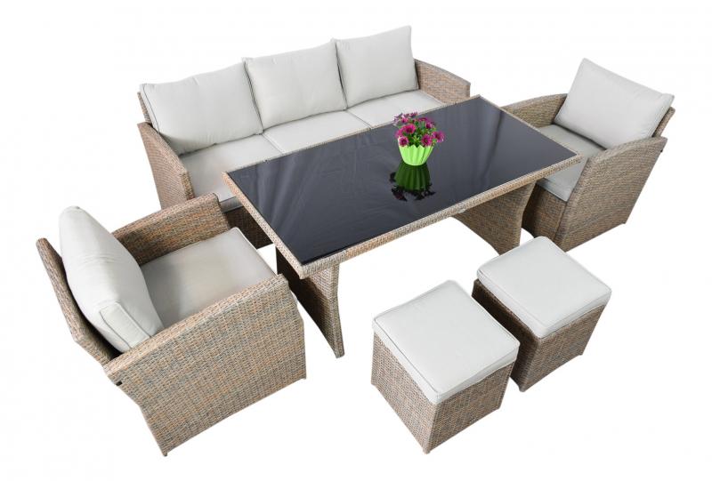 gartenm bel gartenset loungeset loungem bel. Black Bedroom Furniture Sets. Home Design Ideas