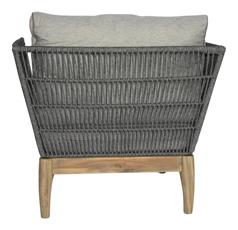 gartensessel sessel gartenm bel garten gartenmoebel polyrattan und holz m bel von jet line. Black Bedroom Furniture Sets. Home Design Ideas