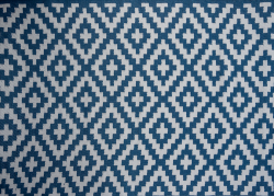 Jet-line Outdoor Synthetic Rug AUSTIN 12 x 180 cm, blue