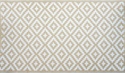 Outdoor Synthetic Rug Austin brown 150x240cm