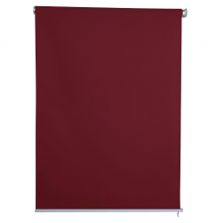 Jet-Line Outdoor Sight Protection Blind 100 x 230 cm, bordeaux