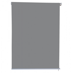 Jet-Line Sichtschutzrollo 1.6 x 2.3 m light grey hellgrau