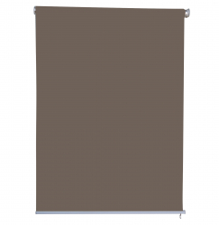 Jet-Line Outdoor Sight Protection Blind 120 x 230 cm, brown