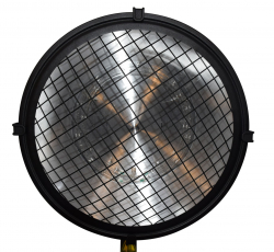 Jet-Line Electric patio heater floor lamp