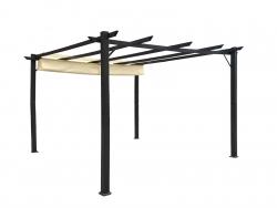 Pavillon toit pergola