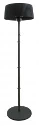 Electric patio heater CALEA floor lamp 1500 W