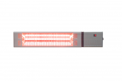 Electric patio wall spotlight PEGASUS 1500 W