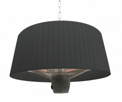 Electric patio / ceiling lamp ELEKTRA 1000 W LED light