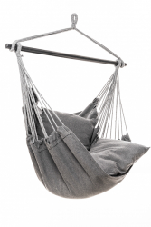 Hanging Chair RELAX IV, dark-grey