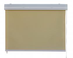 Jet-Line Outdoor Roller Blind with housing 1.0 x 2.3 m, beige