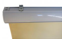 Jet-Line Outdoor Roller Blind with housing 1.4 x 2.3 m, beige