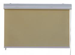 Jet-Line Outdoor Roller Blind with housing 1.6 x 2.3 m, beige