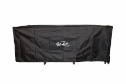 Cover / Tarpaulin for garden furniture 3 x 3 m, black - winterproof quality