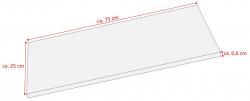 Outdoor Rubber Mat Stair-Mat SCALA Curved Design