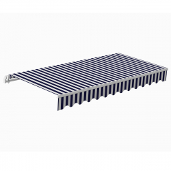 Awning Sunshine 4 x 2,5 m blue/white