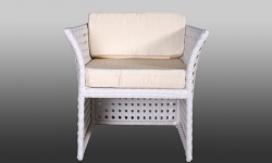 Garden furniture Dining Set Madrid white