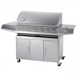 Garden grill Texas 5 burner