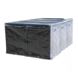 Bâche couverture Bali - 1,85 x 1,15 x 0,75 m - clair
