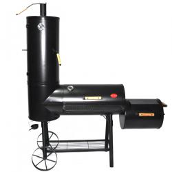 Deluxe XXL BBQ smoker Baltimore