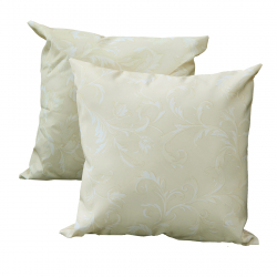 Cushion- Set Nizza beige 2 pieces set