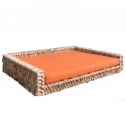 Tierkorb 100 x 60 x 15 orange