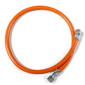 Gas hose for gas grills