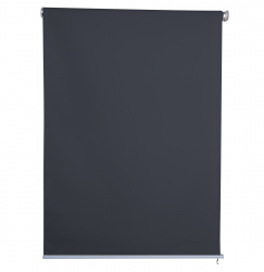 Jet-Line Outdoor Sight Protection Blind 140 x 230 cm, anthracite