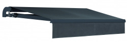 Awning 'Sunpower' 5 x 3 m, anthracite