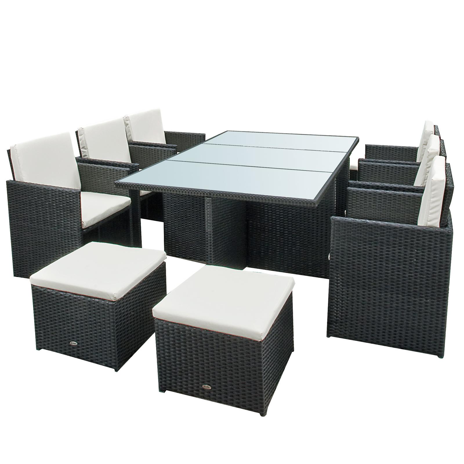gartenm bel aus polyrattan rattan garten moebel design. Black Bedroom Furniture Sets. Home Design Ideas
