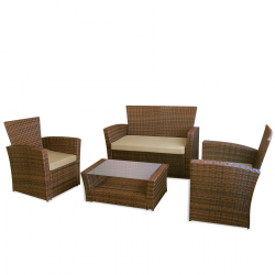 Garden furniture lounge set le havre II