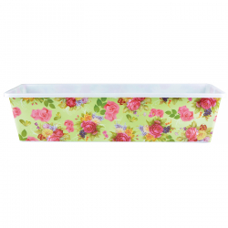 Plant pot 59x17x14 cm 3 pieces